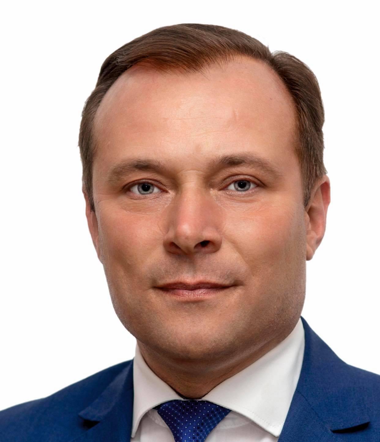 Zdjęcie Zastępcy Burmistrza Artura Mokrackiego